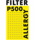 P500 Anti-allergie Filterset