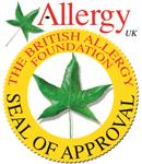 De Engelse Allergie Vereniging heeft de WINIX NK305 luchtreiniger gecertificeerd.