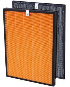 Deze filterset is geschikt voor zowel de HR1000 als de HR950 luchtreinigers van WINIX.